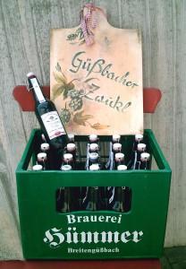 Pension Karin - Güßbacher Zwickl im Kasten