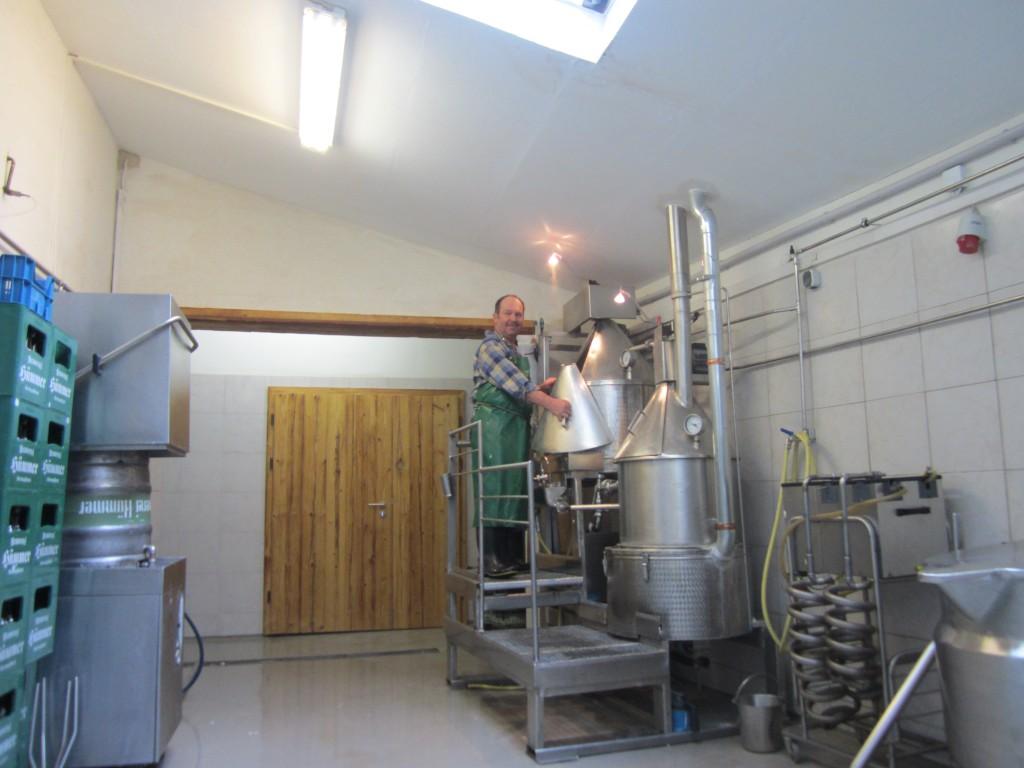 Pension Karin - Die Brauerei